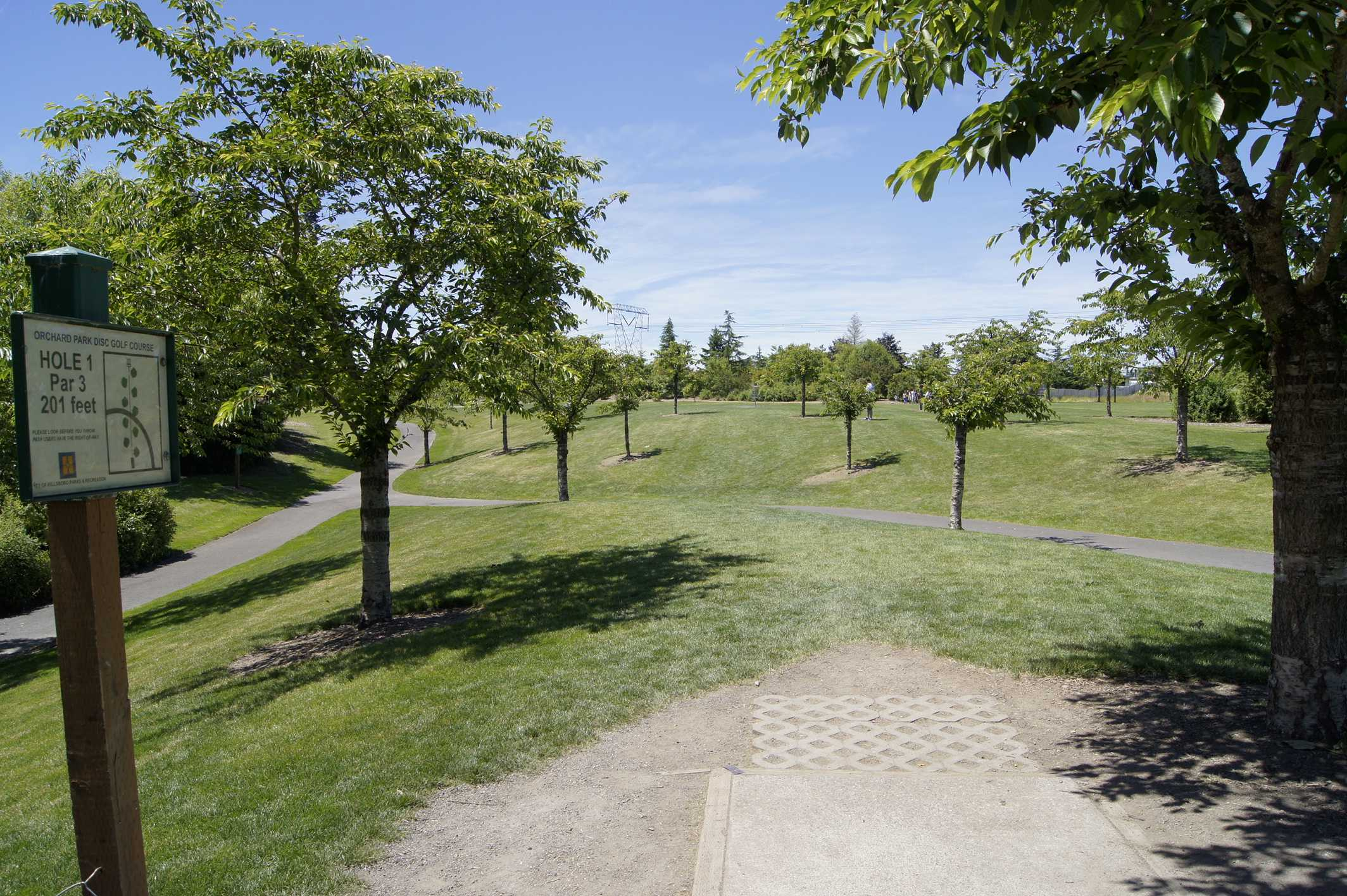 Orchard park the intertwine for Orchard park
