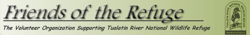 Friends of Tualatin River National Wildlife Refuge